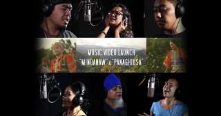 Veteran Pinoy artists sing for Lumads in music videos