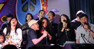 Filipino artists fuel patriotism through songs