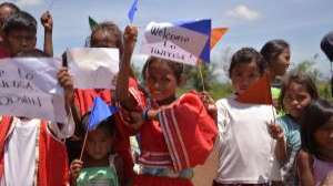 Church group opens school for Lumad children in Bukidnon