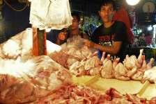21 tons of chicken meat from Luzon held in Misamis Oriental