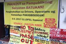 Northern Mindanao PUJ drivers, operators to join transport strike