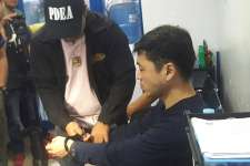 Suspected drug courier arrested at Laguindingan Airport