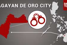 CDO police nabs 4 for gun ban violation