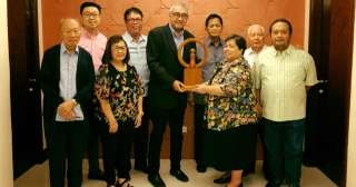 Top Davao University feted as Employer of the Year