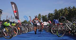 After Cebu win, Lanao del Norte triathlon eyeing more Ironman tourneys