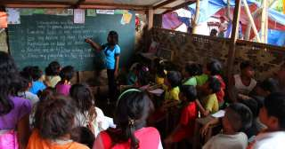 Teaching beyond borders: The travails of volunteer teachers in Lumad schools