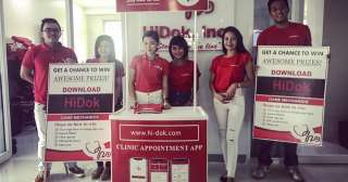 Proudly developed in Davao: HiDOk clinic appointment app to be launched in Manila