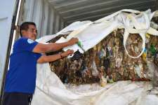 Waste materials from Australia not illegal, says Customs official