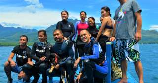Camiguin LGU urges divers to be partners in marine life preservation