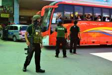 LTFRB-10 monitors bus terminals ahead of 'undas'