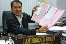 LTFRB-10 seeks city gov't help in drive vs 'colorum' taxis