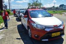 LTFRB-10 begins anti-illegal taxi operations