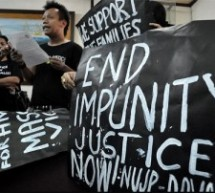 Groups tell Aquino: act on media killings