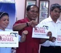 Three of five religious groups deny endorsing Nograles