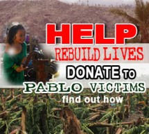 Donate to Pablo Victims