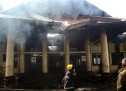 Fire razes Davao Mental Hospital