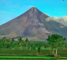 5 dead after Mayon volcano spews ash