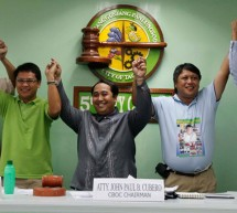 Comelec-Tagum proclaims Rellon, Gementiza