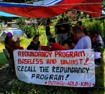 Teachers, staff push strike vs Davao nursing college