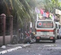 Red Cross volunteers injured in Zambo blast