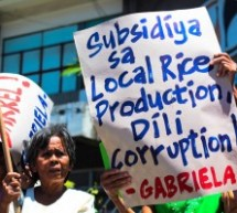 The price is rice : Angry women picket NFA