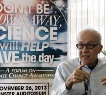 Ateneo de Davao pushes climate change awareness, but dean okays coal energy