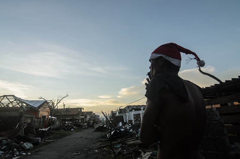 Give aid directly to Yolanda survivors, foreign agencies urged