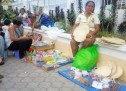Tagum fiesta draws slow sales for small vendors
