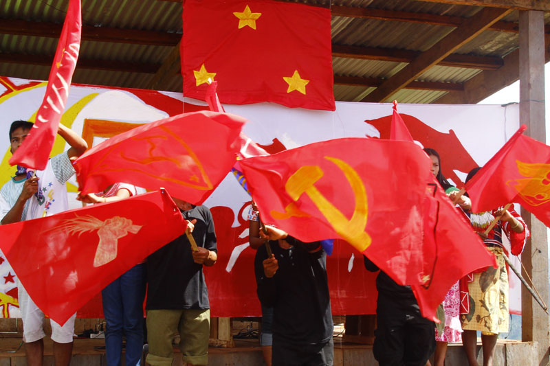 Davao del Sur NPA offensives kills 10 police, military troops