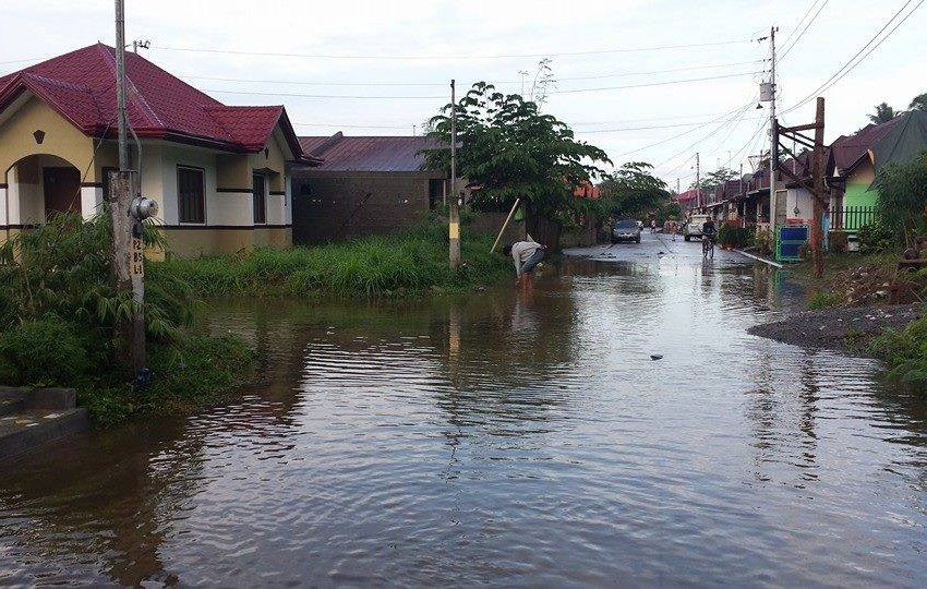 Torrential rain displaces 344 individuals in Tagum
