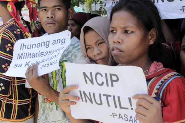 Anti-mining protests mark Earth Day celeb in Mindanao