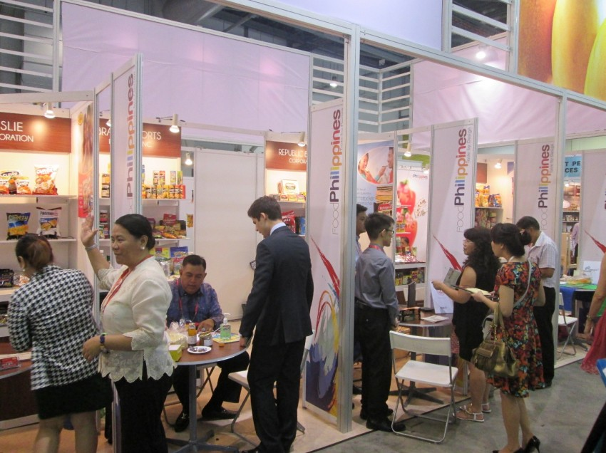 Mindanao traders join Asia's biggest trade show in Singapore