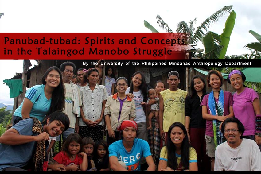 Panubad-tubad: Spirits and Concepts in the Talaingod Manobo Struggle