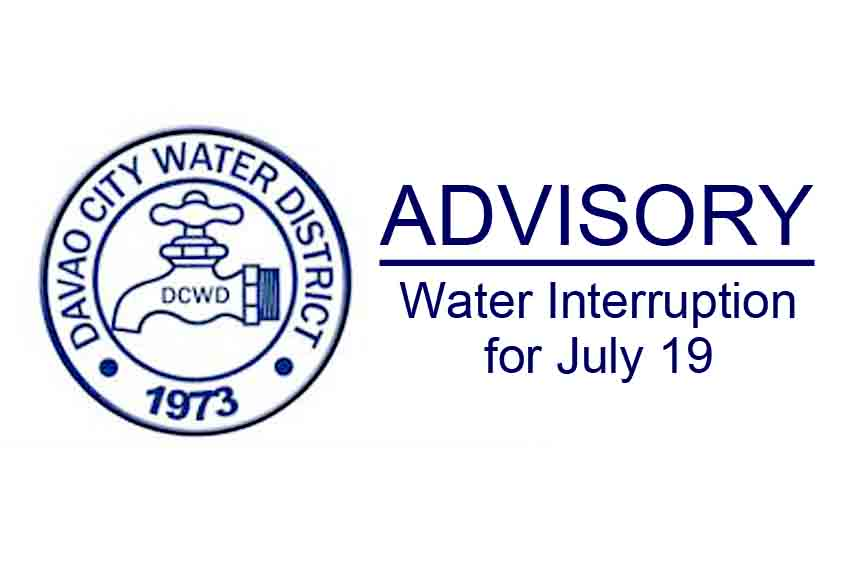 WATER SERVICE INTERRUPTION July 19, 2014