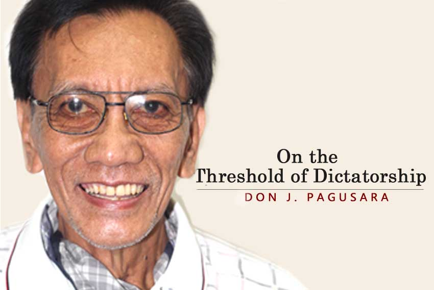 On the Threshold of Dictatorship